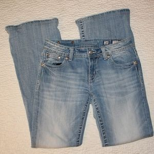 Miss Me Jeans - Miss Me Peace Bling Jeans Size 28